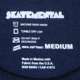 Skate Mental Skateboards Alien VS Predator T-Shirt 05