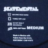 Skate Mental Skateboards Alien VS Predator T-Shirt 05