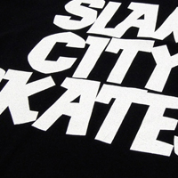 Slam City Skates スラムシティスケーツ Tシャツ スケボー スケートボード 通販