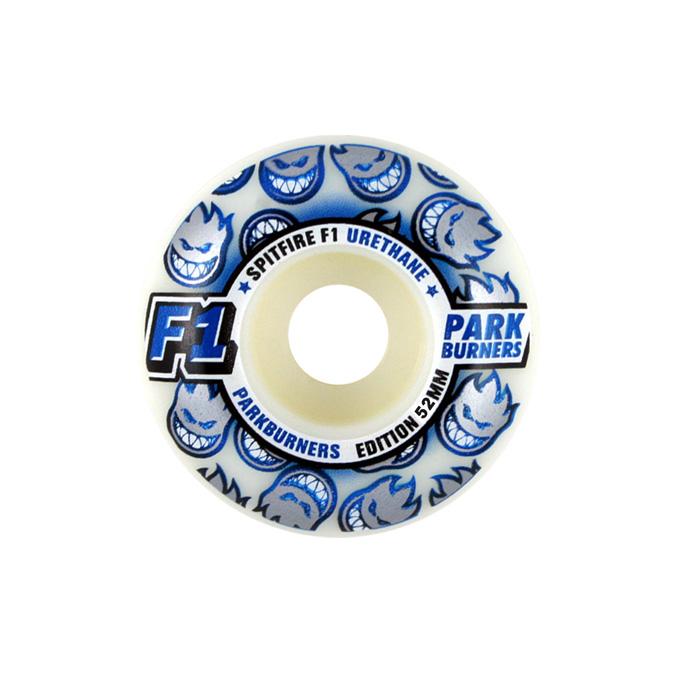 SPITFIRE WHEELS スケボー スケートボード ウィール F1 PARK BURNERS 52/54/56mm