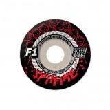SPITFIRE WHEELS スケボー スケートボード ウィール F1 STREET CUTS 52/54mm