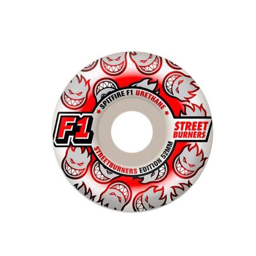 SPITFIRE WHEELS スケボー スケートボード ウィール F1 STREET BURNERS