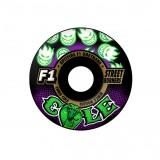 SPITFIRE WHEELS スケボー スケートボード ウィール F1 STREET BURNERS Cole COBRA Black 52mm