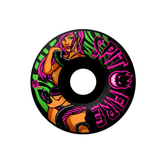SPITFIRE WHEELS スケボー スケートボード ウィール JUNGLE FEVER 51mm