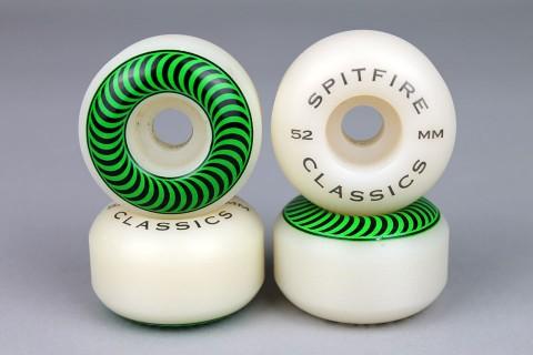 SPITFIRE ウィール 通販 CLASSIC クラシック 52mm 99D 4個セット
