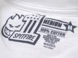 スケボー ファッション 通販 SPITFIRE TRIP SWIRL Tシャツ タグプリント