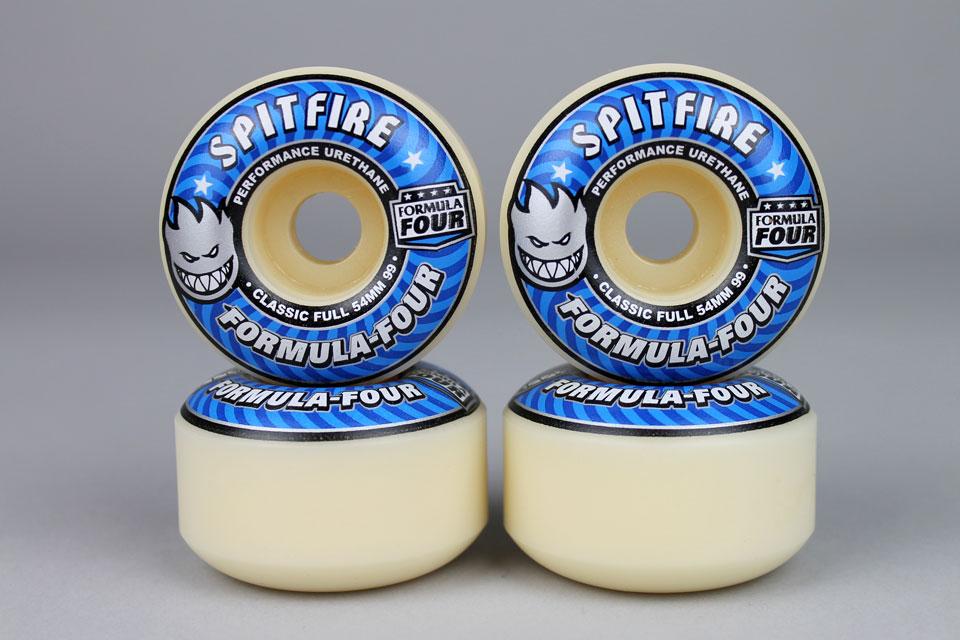 SPITFIRE FORMULA FOUR フォーミュラフォー CLASSIC クラシック 99DU ホワイト 2個セット
