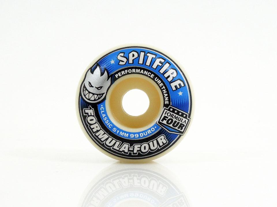 SPITFIRE FOMULA FOUR スピットファイアー フォーミュラフォー ウィール クラシック 99DU 01