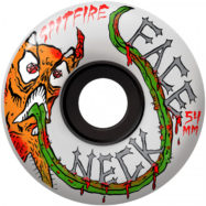 SPITFIRE NECKFACE 80HD CHARGERS CLASSIC クリアー