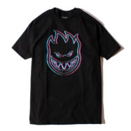 SPITFIRE OVERLAY BIGHEAD Tシャツ