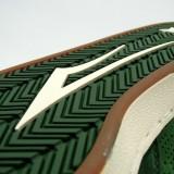 LAKAI TELFORD 通販 スニーカー スケボー スケートボード シューズ スエード ラカイ XLK FOREST GREEN SUEDE ソール拡大