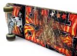 スケボー初心者 スケートボード コンプリートデッキ 選び方 REAL 使用後 ボードスライド