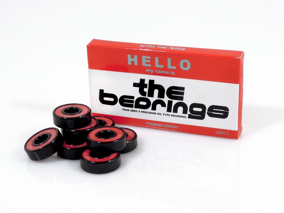 THE BEARING ABEC5