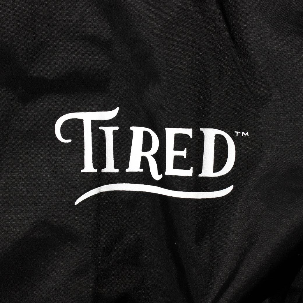 TIRED コーチジャケット