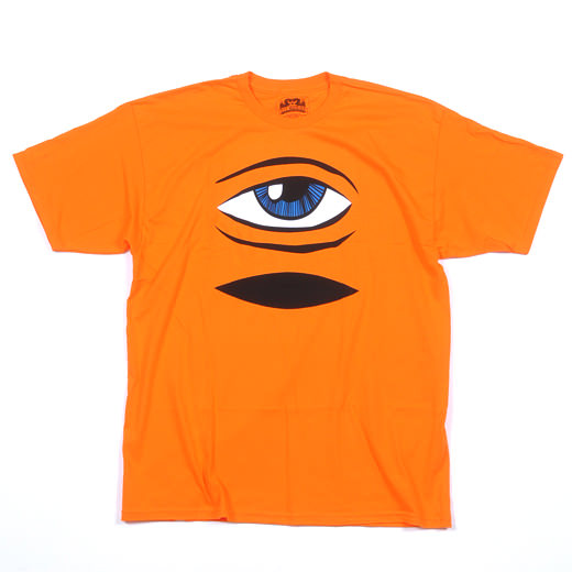 Toy Machine Skateboards Sect Eye Face T-Shirt 01