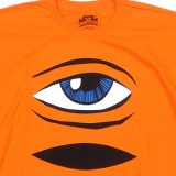 Toy Machine Skateboards Sect Eye Face T-Shirt 02