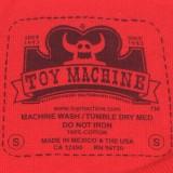 Toy Machine Skateboards Monster Face T-Shirt 06
