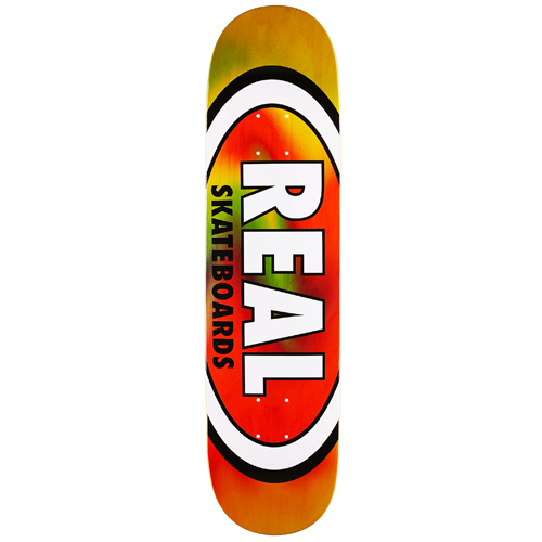 Real Tie Dye Oval チーム・モデル 7.75インチ