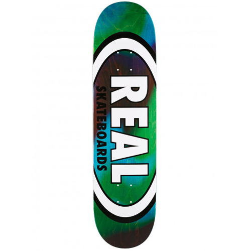 Real Tie Dye Oval チーム・モデル 8.06インチ