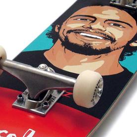 チョコレート スケボー スケートボード デッキ 通販