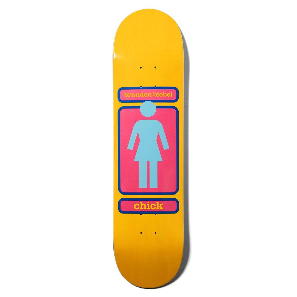 GIRL 93TIL 7 ブランドン・ビーブル 8インチ