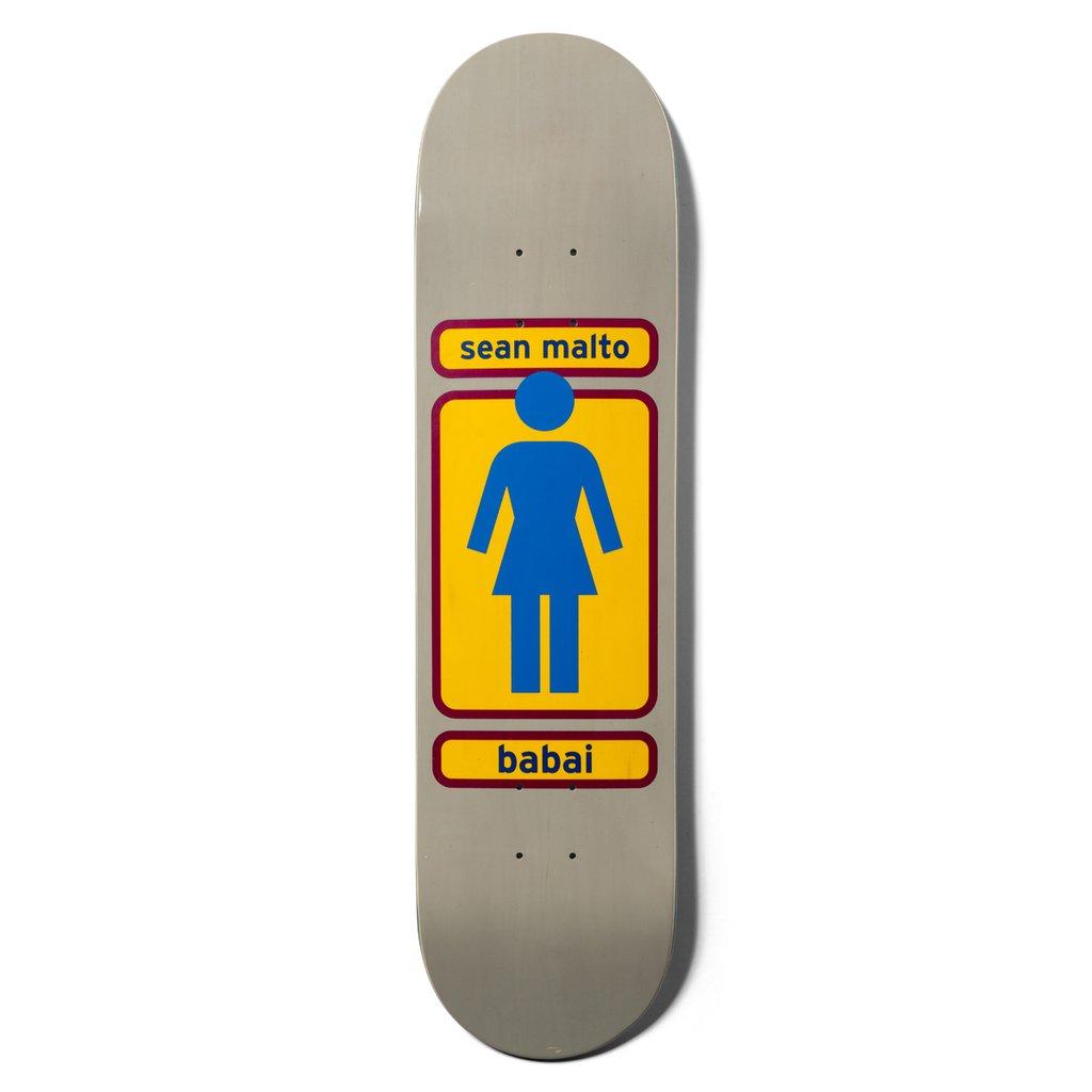 GIRL 93TIL 7 ショーン・マルト 8インチ