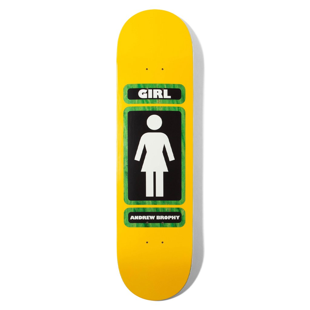 GIRL 93TIL 8 アンドリュー・ブロフィー 8.125インチ