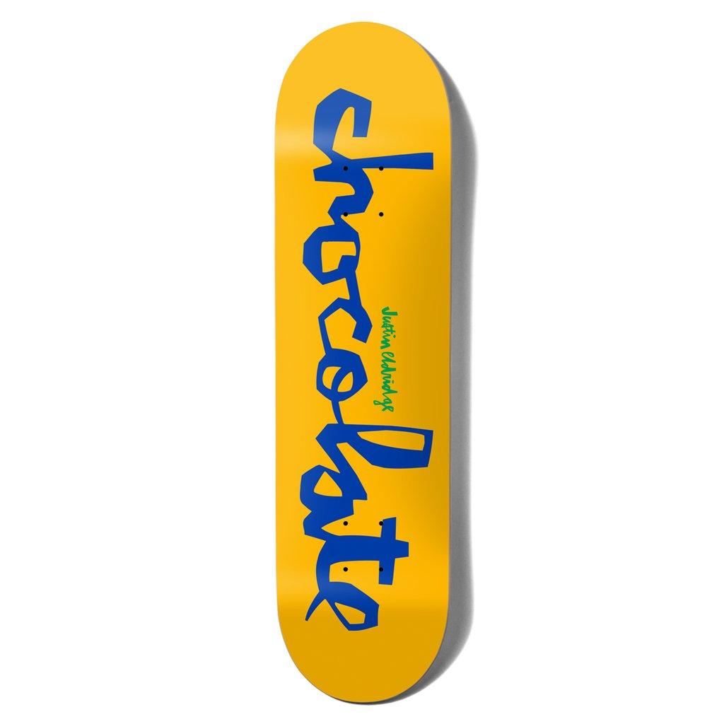 CHOCOLATE ORIGINAL CHUNK 8 ジャスティン・エルドリッジ 8.25インチ