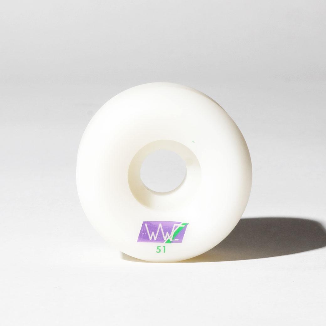 WAYWARD WHEELS ウェイワード ウィール スケボー 通販 LEVELS ディエゴ・ナヘラ 51mm