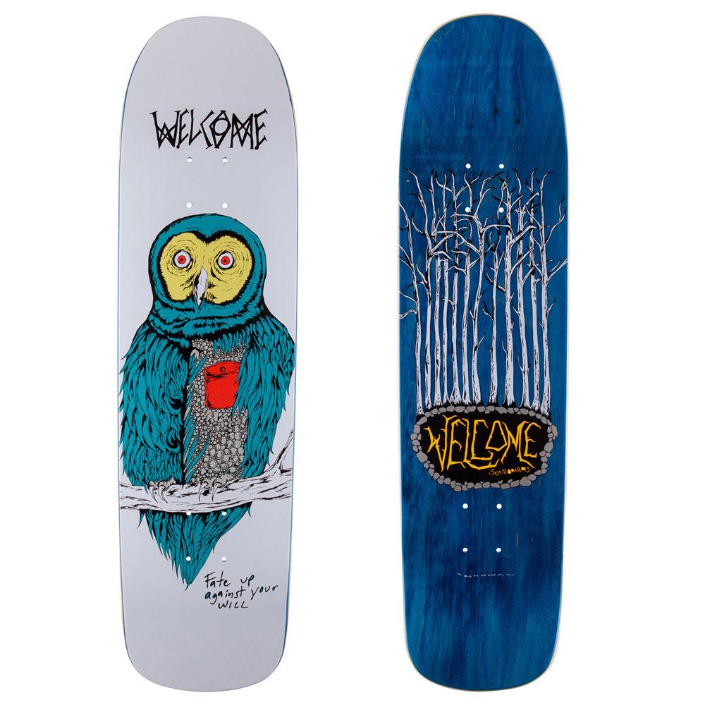 WELCOME デッキ スケボー スケートボード Fate Owl